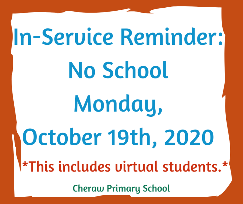 No School Monday, October 19th Featured Photo