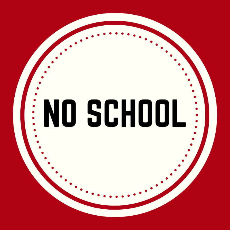 no school logo