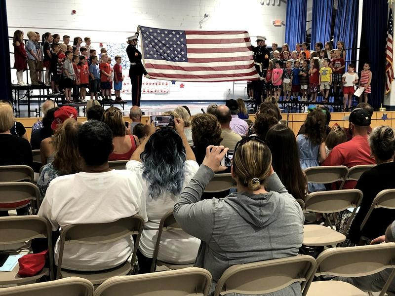 Flag Day Assembly Thumbnail Image