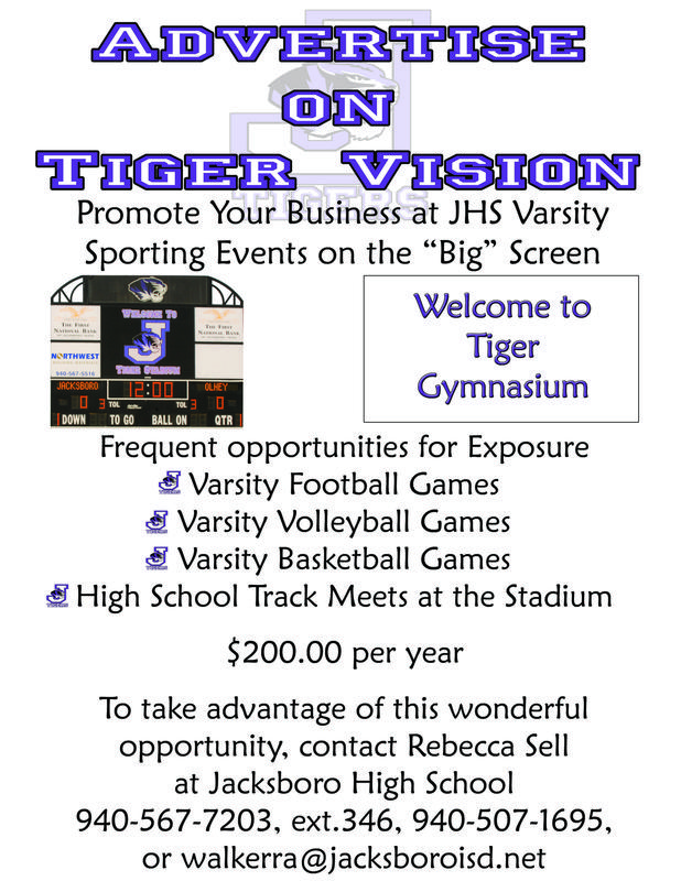 Advertise on Tigervision Thumbnail Image