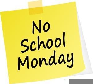 No School Monday, Feb. 24th