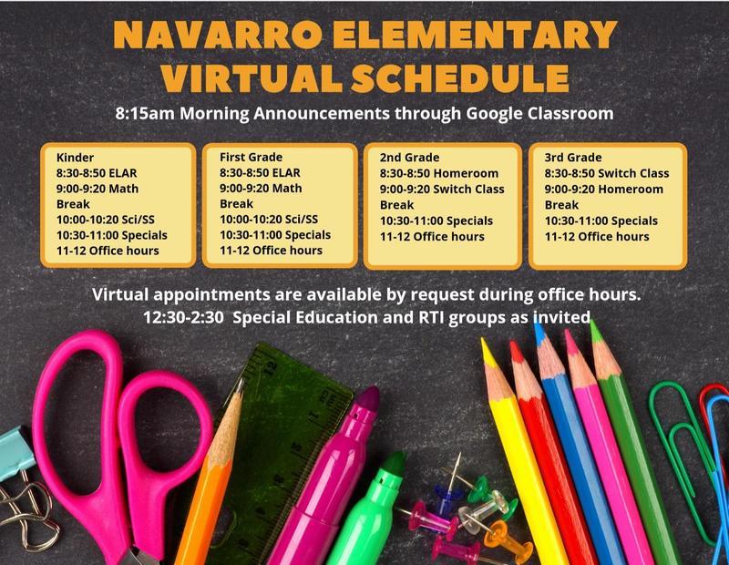 Virtual Schedule Featured Photo