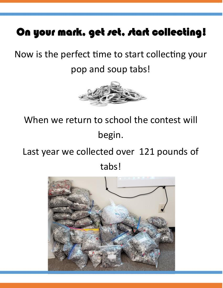 Cannon River STEM School Tab Challenge Info