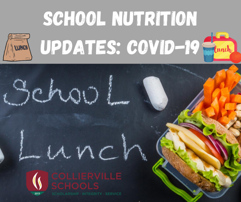 School Nutrition - COVID-19 Updates Featured Photo