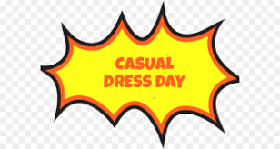 Free Casual Day Tuesday November 26th Featured Photo