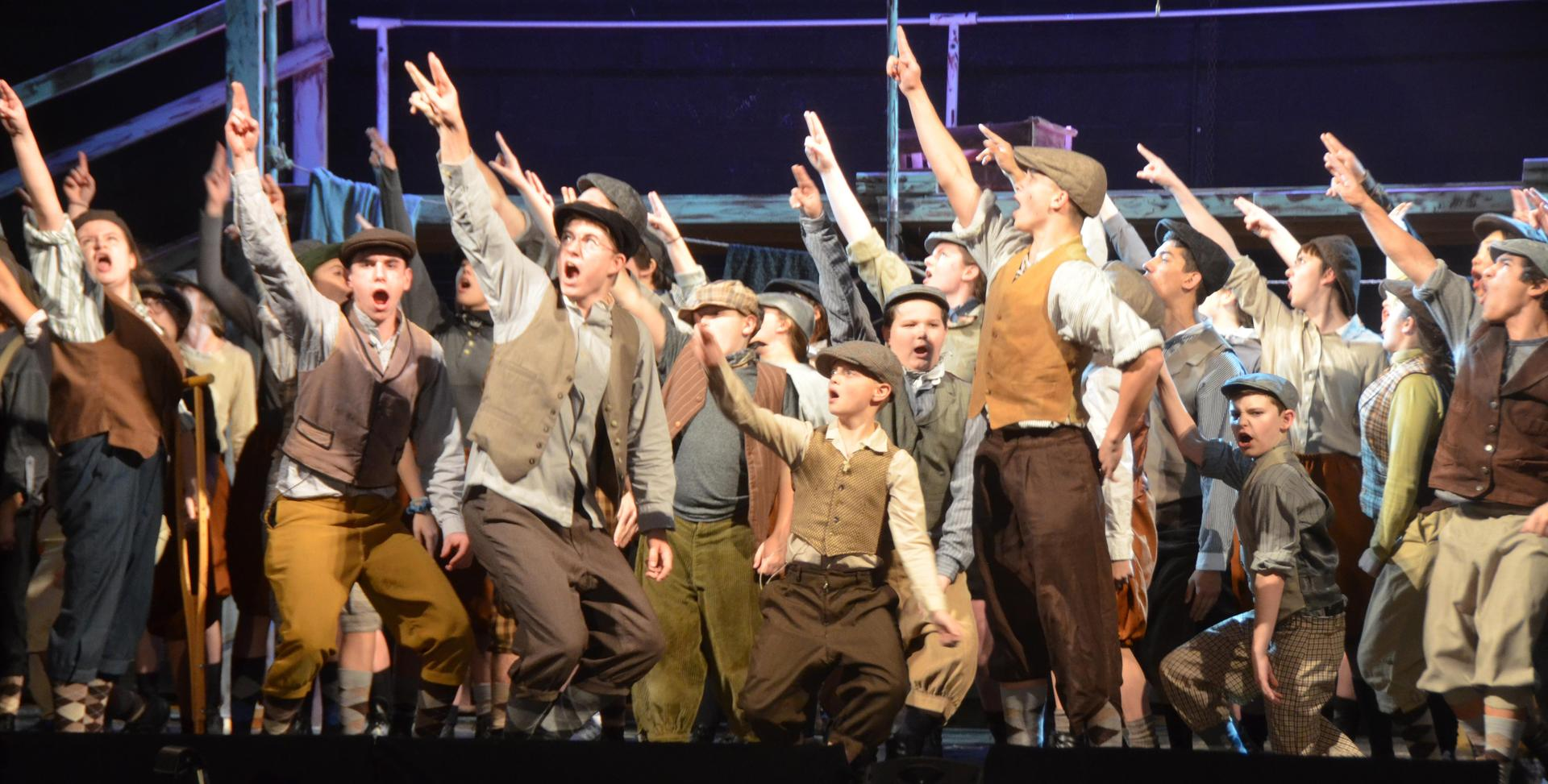 PJ Players Newsies 02
