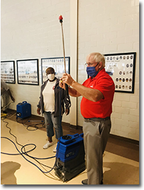Bill McGehee COVID-19 safety training