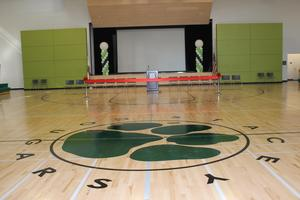 New Stacey Gym