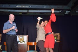 Summit Staff Member wins cash prize.
