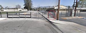 Pedestrian Gate Santa Fe