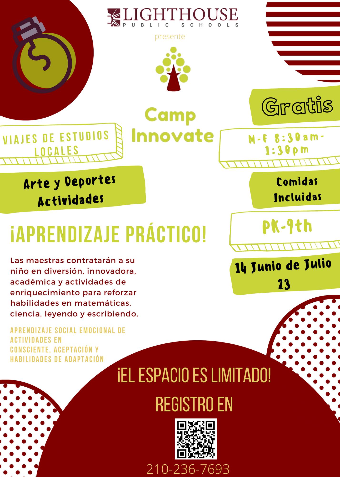 Camp Innovate