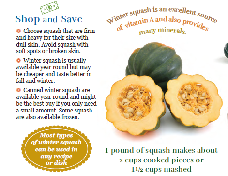Pumpkin info