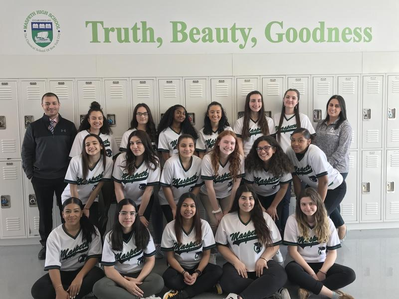 Maspeth High School Thanks 2019 Yearbook Supporter Featured Photo