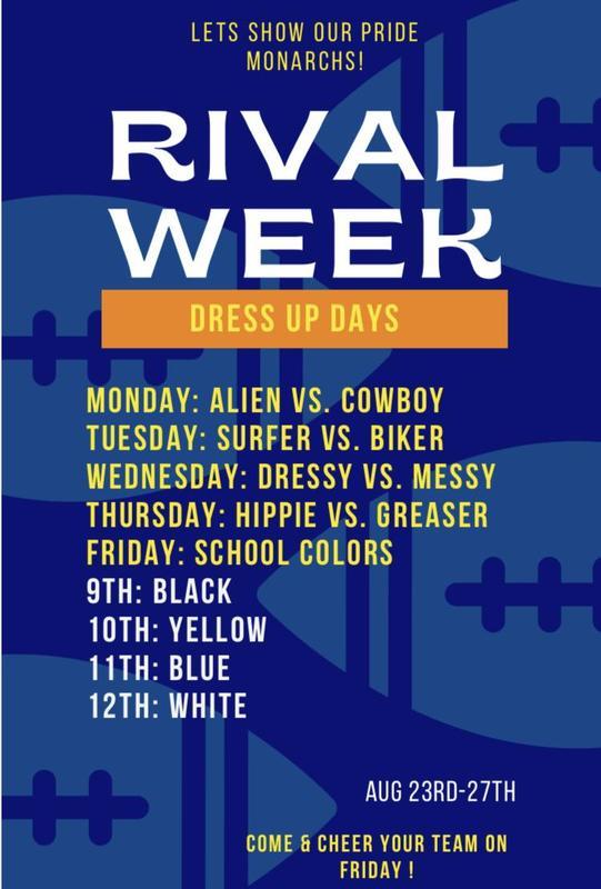 Rival week