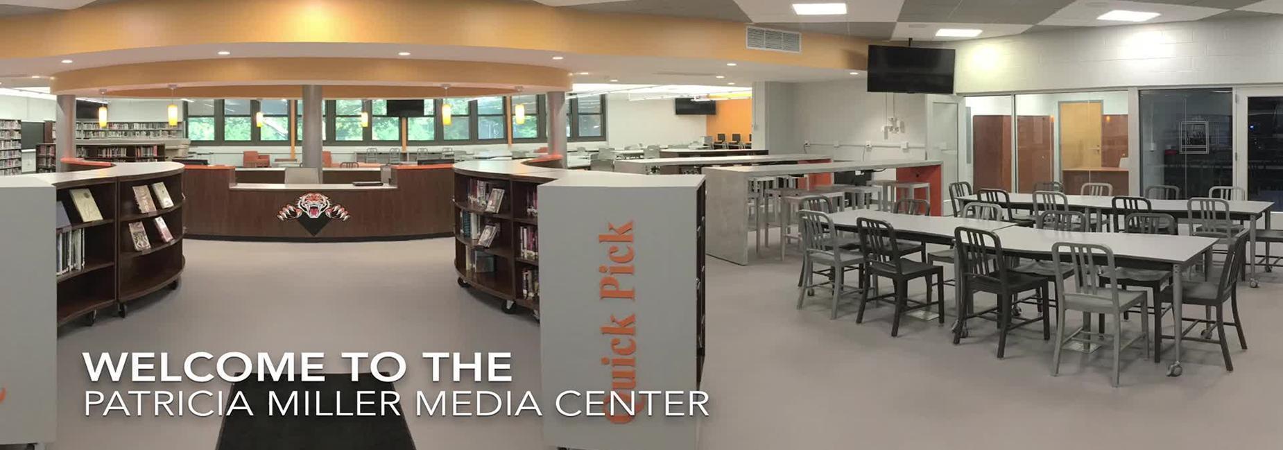 Patricia Miller Media Center