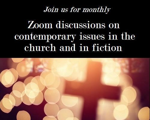 Want to discuss contemporary issues in the church and in fiction? The first meeting will be Tuesday, May 26, at 8:00 pm Featured Photo