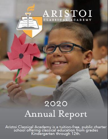 Aristoi's Quarterly Newsletter, December 2020 Featured Photo