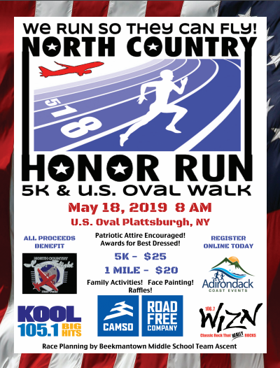 May 18th North Country Honor Run Featured Photo