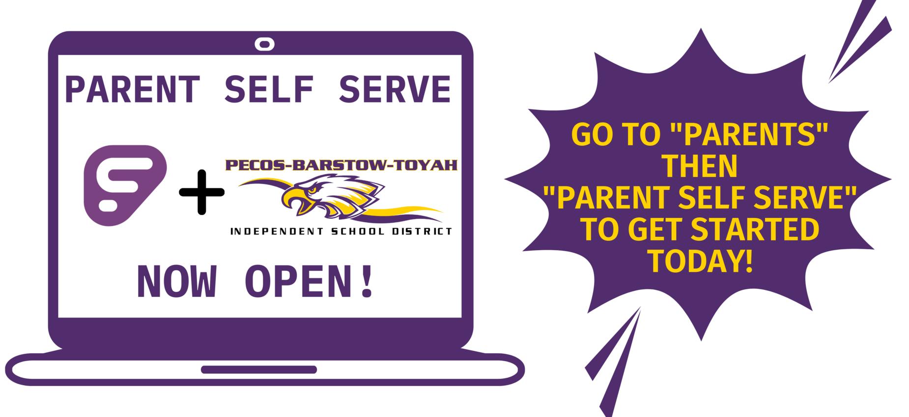 Parent Self Serve