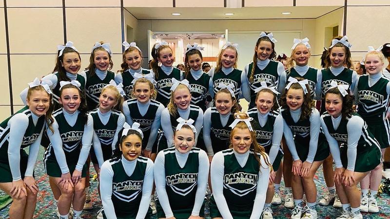 CLHS cheer