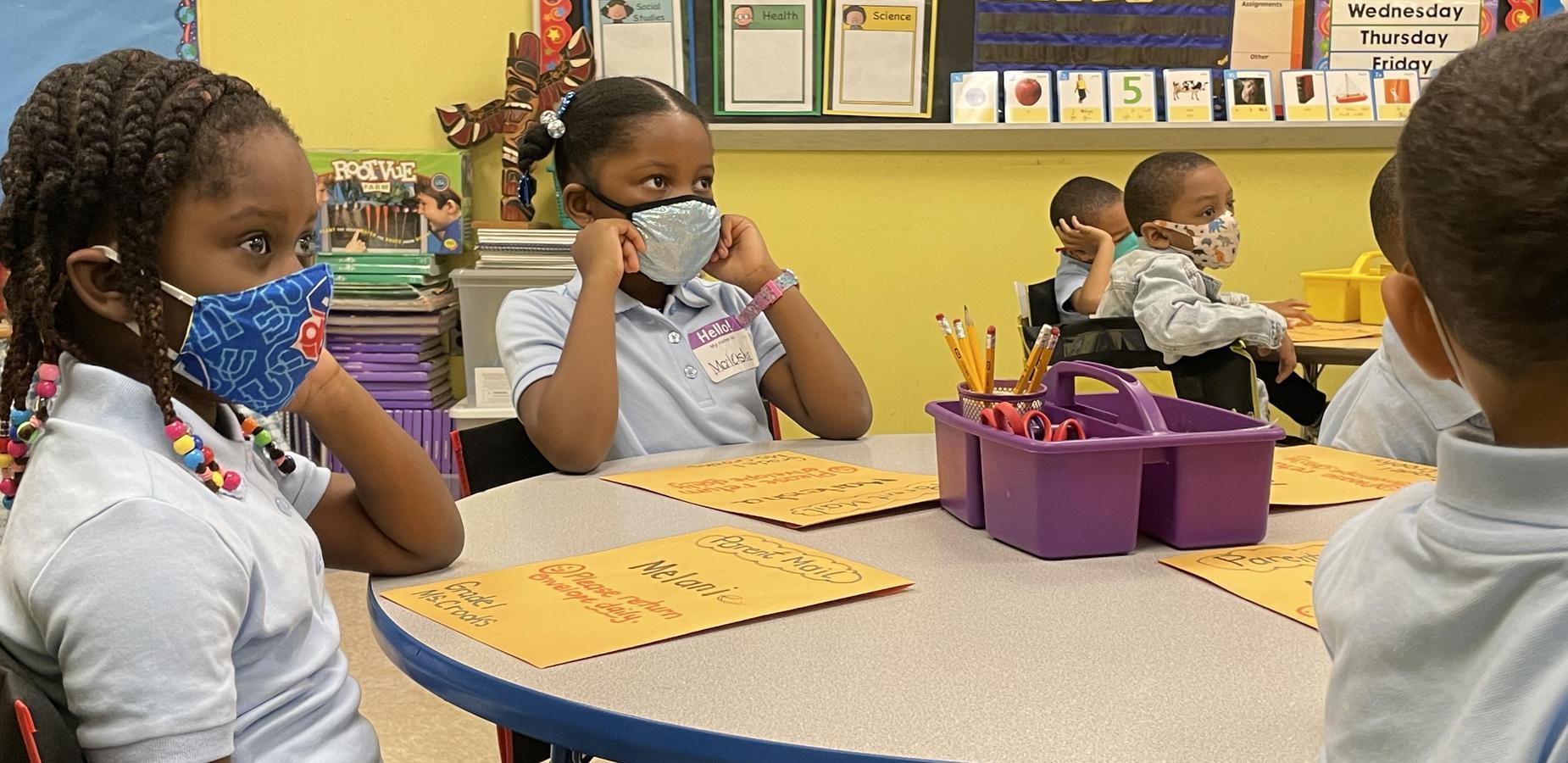 Kindergarden In-School Learning