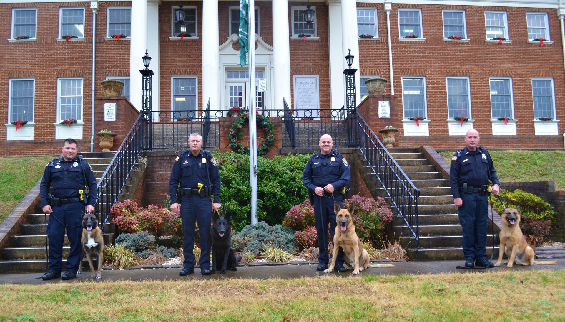 Greeneville Police K-9 Unit