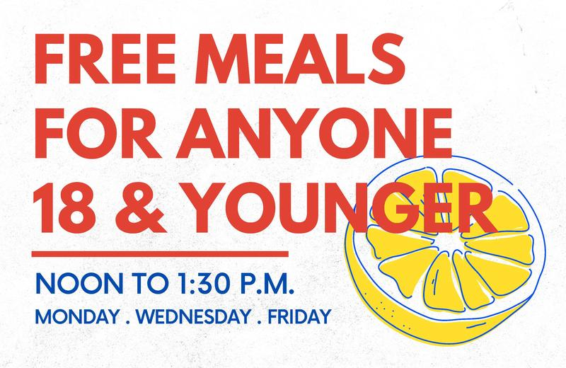 IT'S OFFICIAL: Free Meals for ALL Children 18 and Under!!! Featured Photo