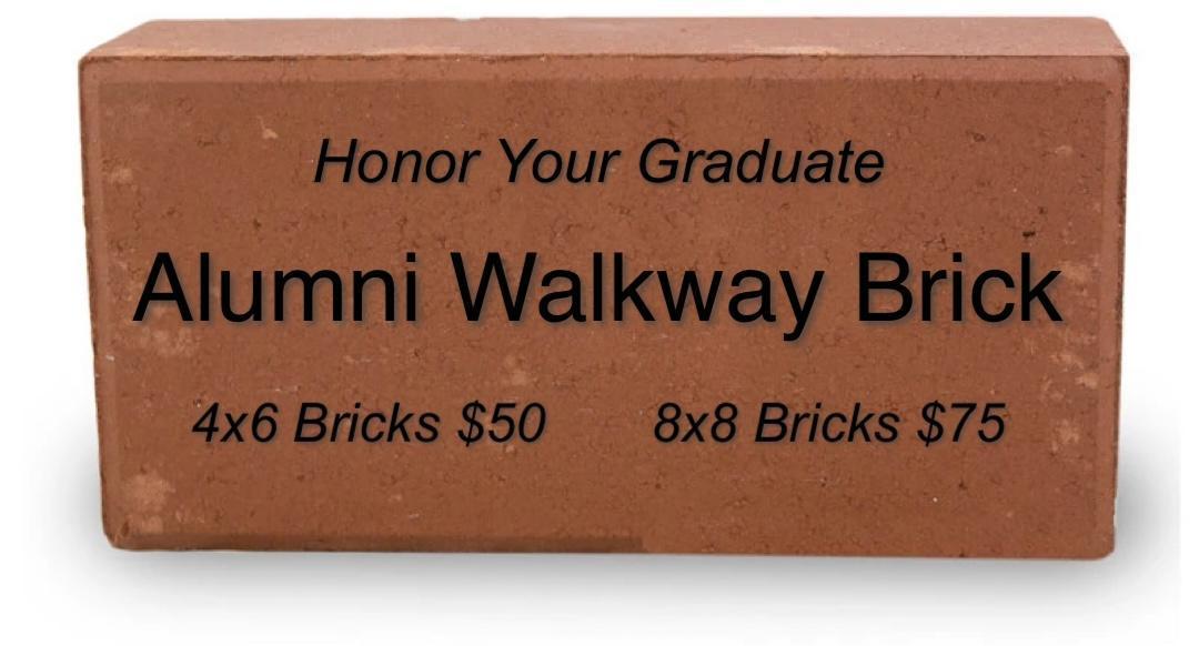 Alumni Walkway Brick