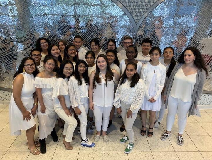 Maspeth High Holds Ceremony To Induct New Members Featured Photo
