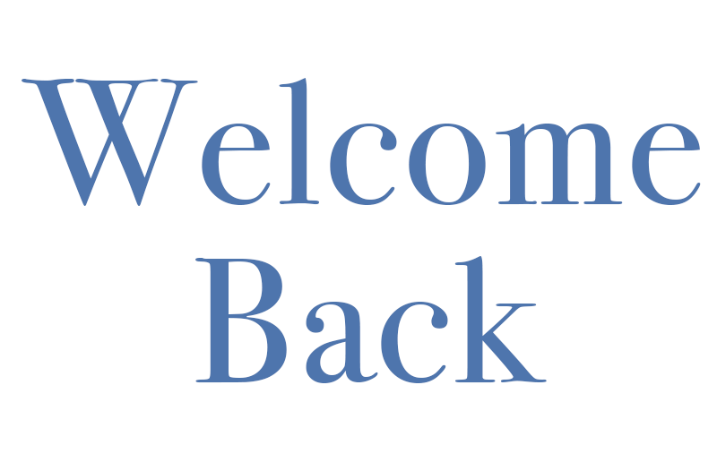 Welcome Message from Sister Mary Featured Photo