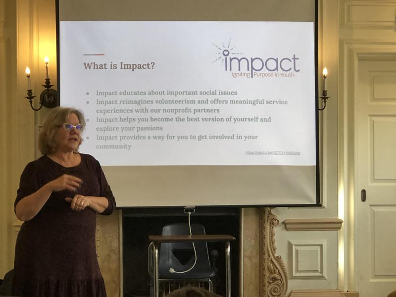 Hill Top Partners with the Impact Center Featured Photo