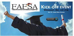 FAFSA kick off event