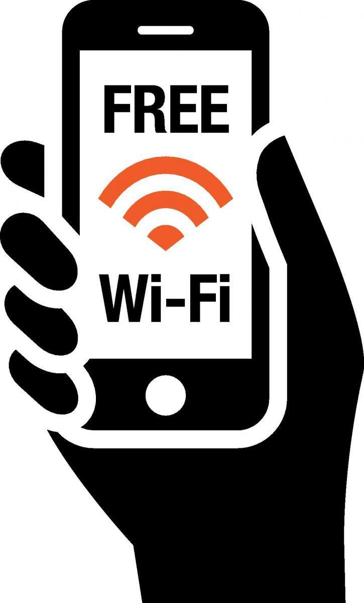 Wi Fi Hotspot Graphic
