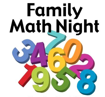 Family Math Night Featured Photo