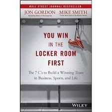 Cover of book You Win in the Locker Room First