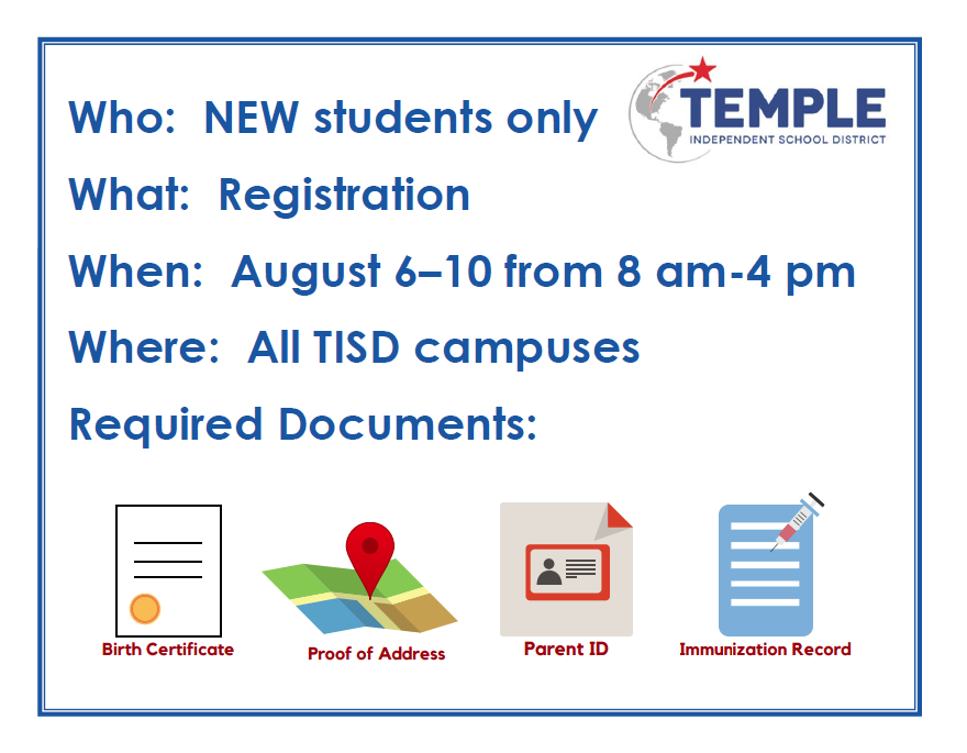graphic for 2018 student registration