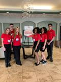 Students from Beau Chene High School attend the FCCLA Conference