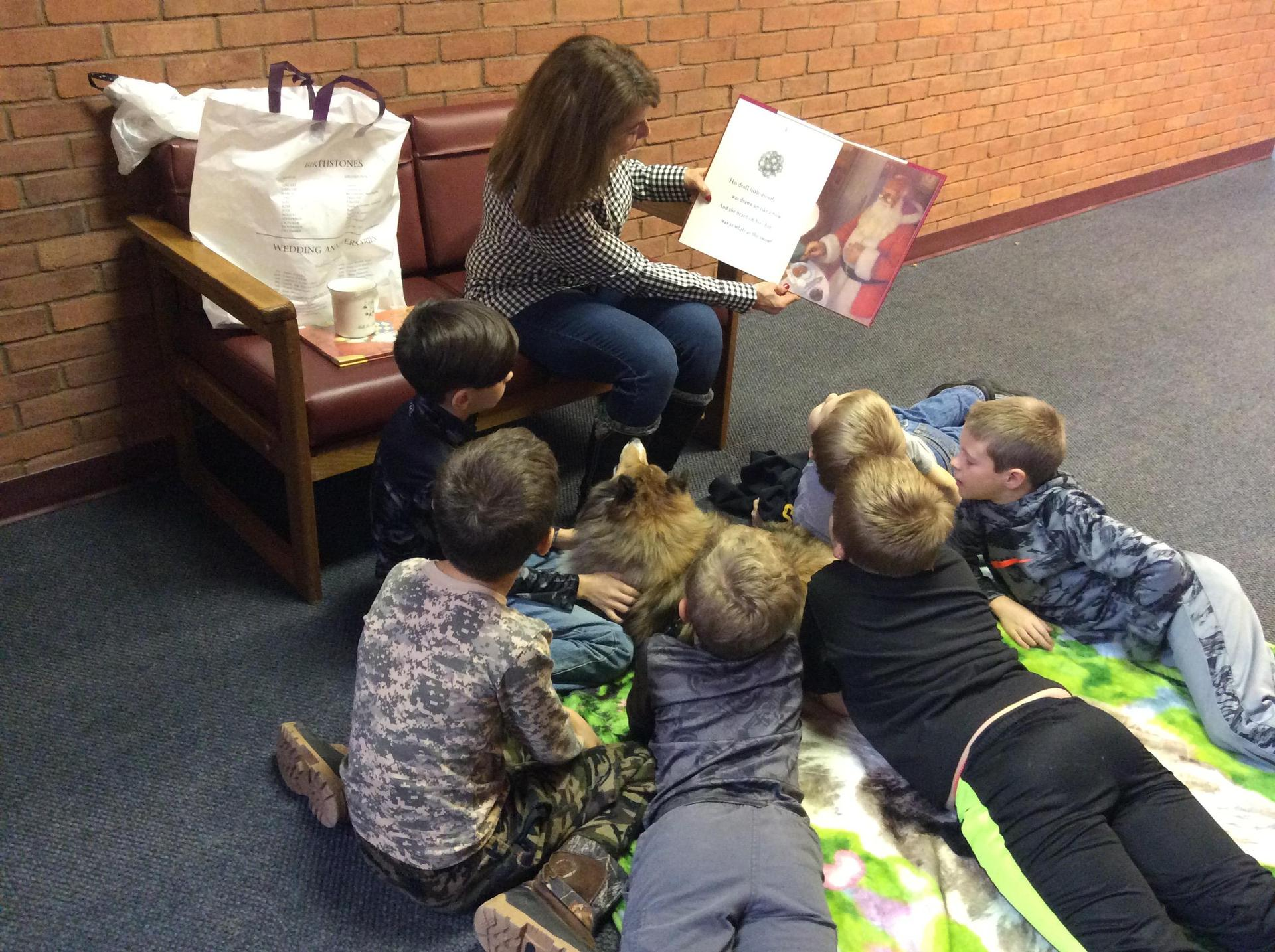 Learner Reading Group