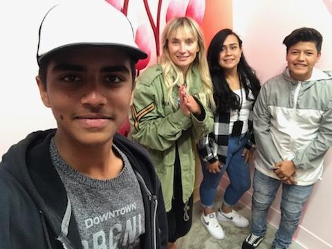 Central City Value Students visit local museum