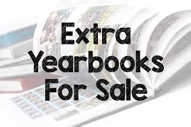 REMAINING YEARBOOKS ON SALE STARTING TUESDAY, MAY 22 Featured Photo