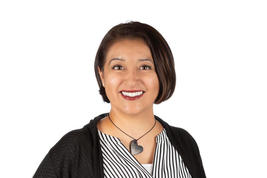 Portrait of Principal Veronica Godinez