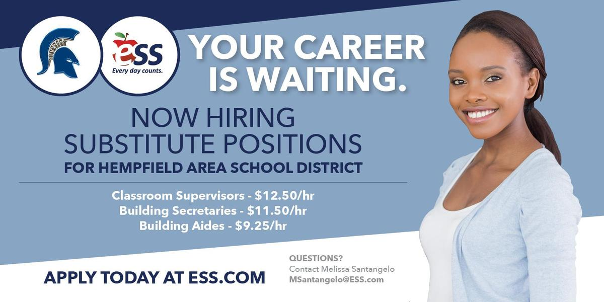 ESS Positions