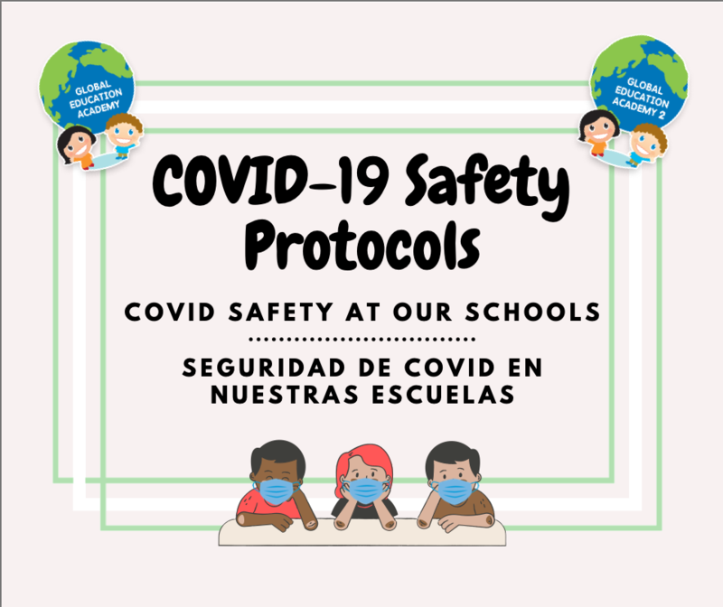 COVID-19 Safety on Campus Featured Photo