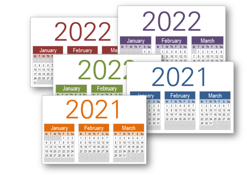 2021-2022 SCHOOL & PATT CALENDAR  (Please see for updates) Featured Photo