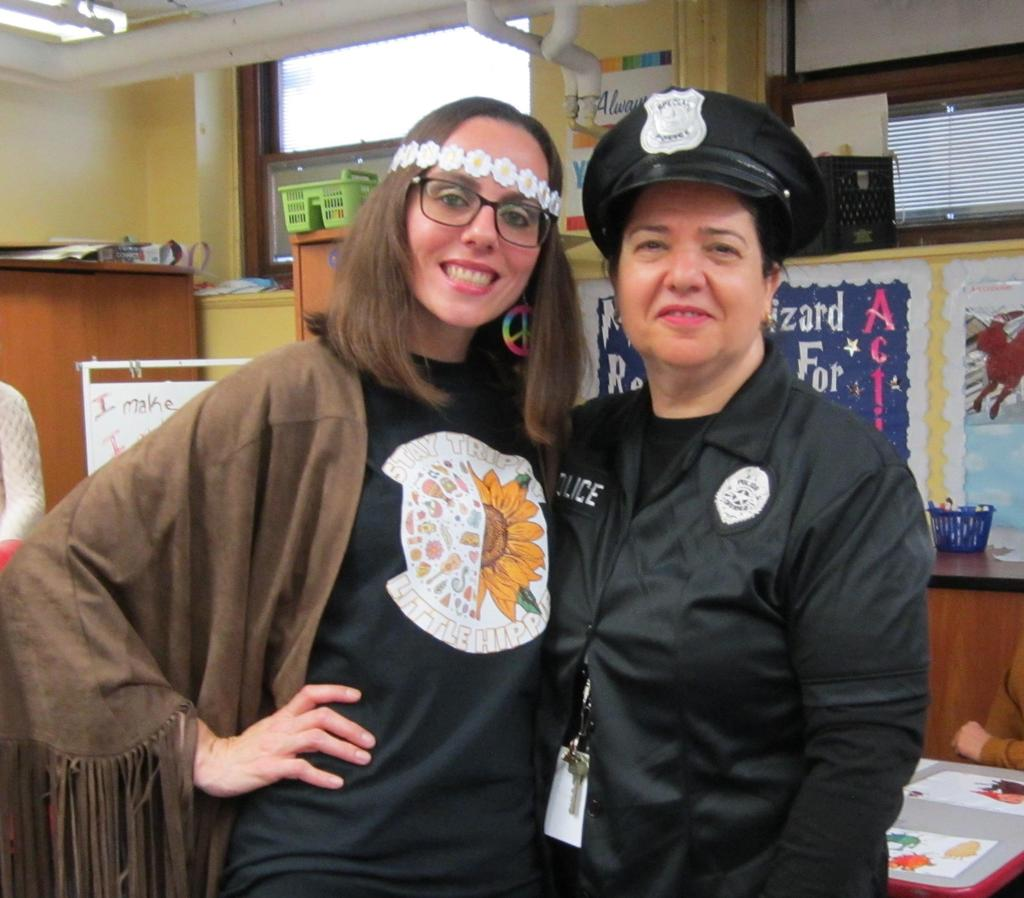 Ms. Viera and Mrs. Michael's