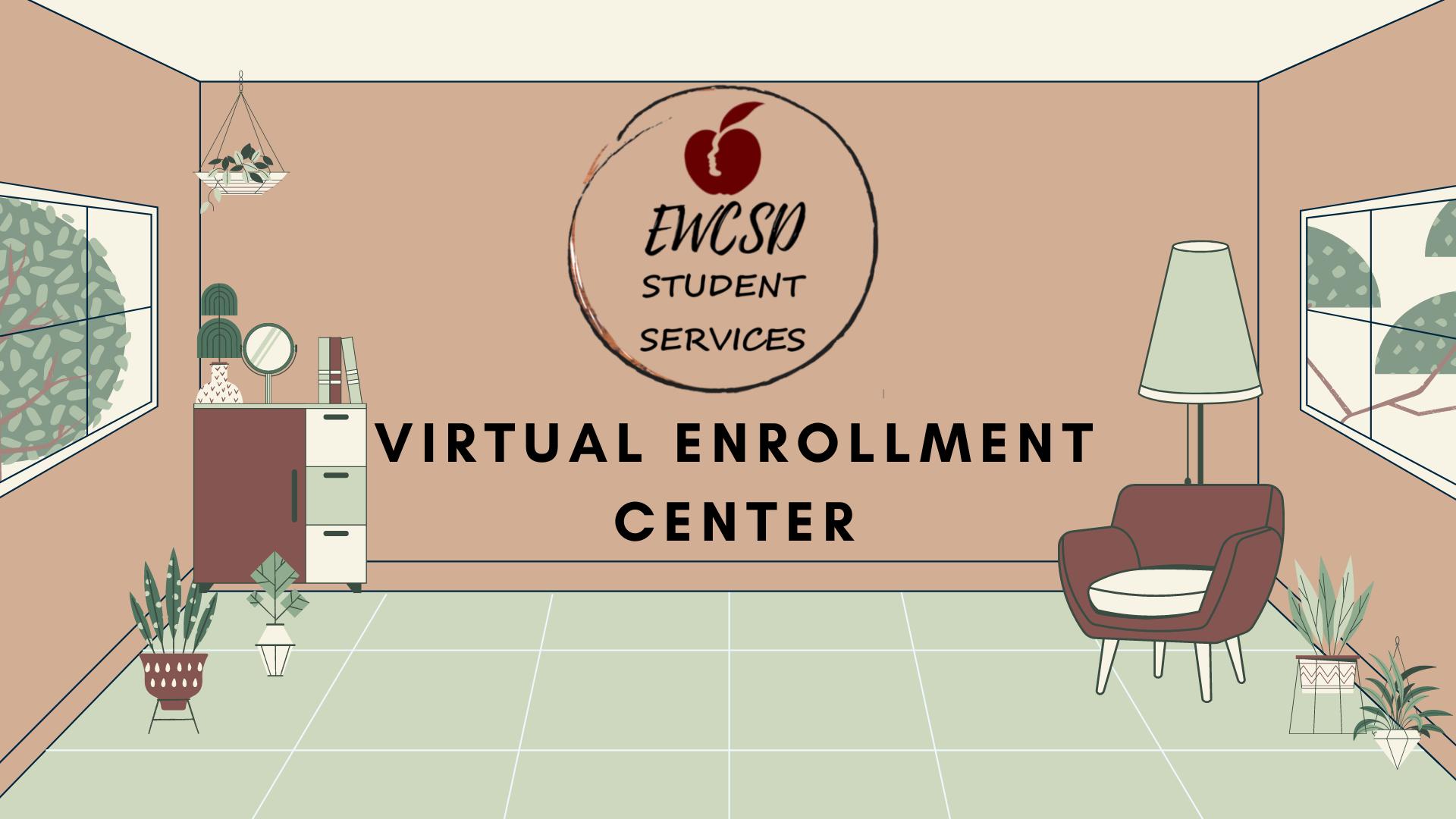 Student Services virtual enrollment center image