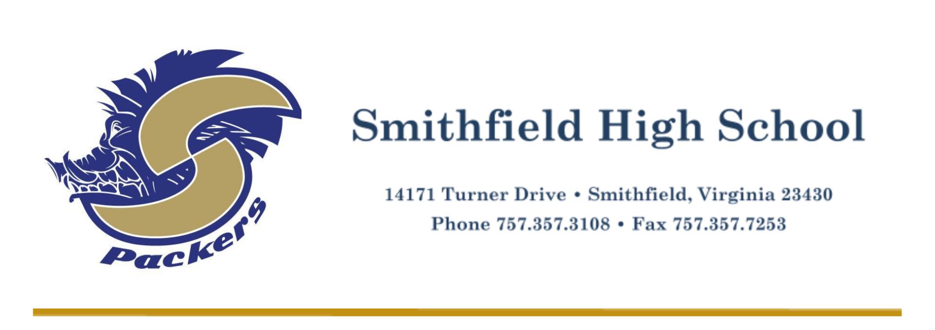 SHS letterhead