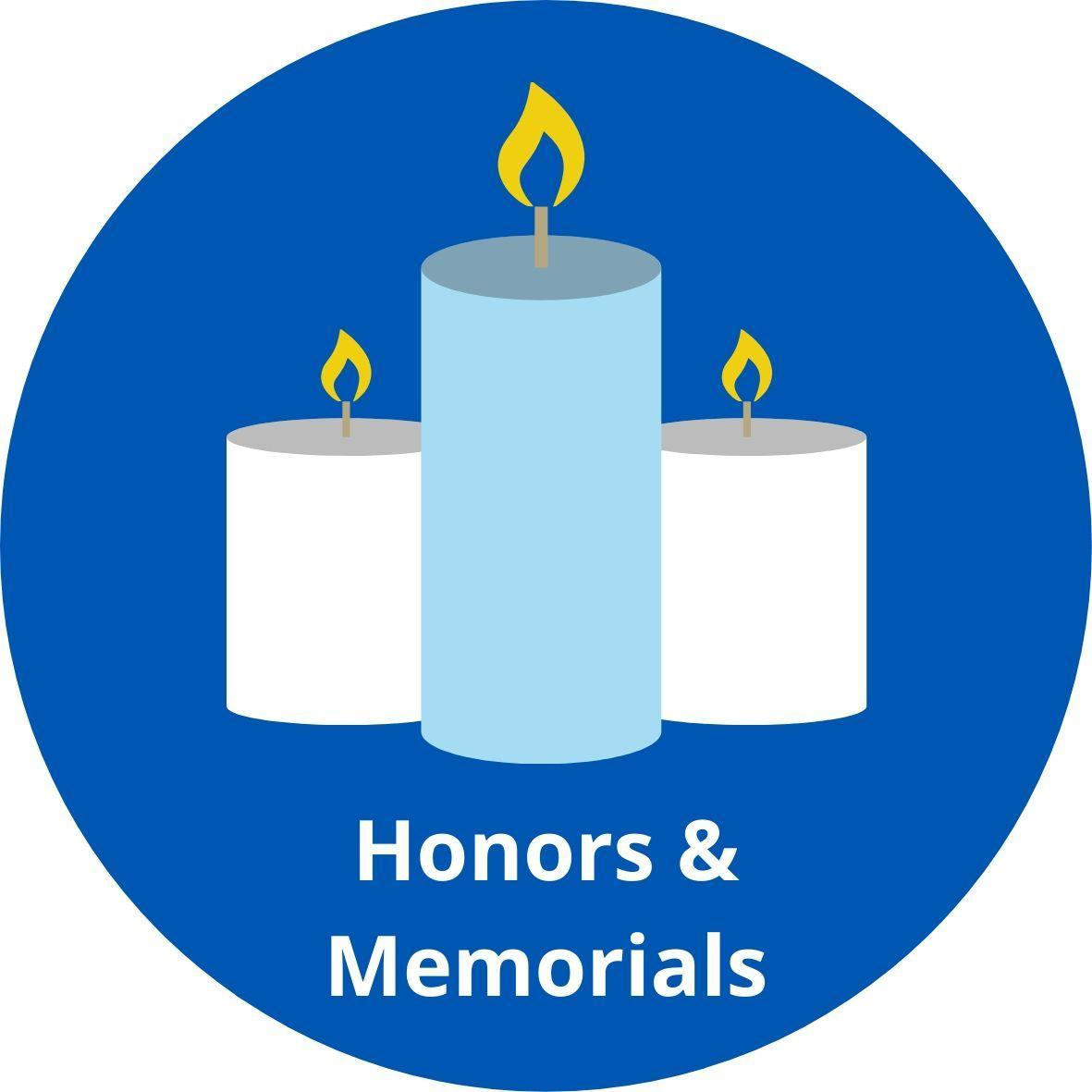 Honors and Memorials