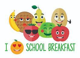 School Breakfast served daily at all schools!