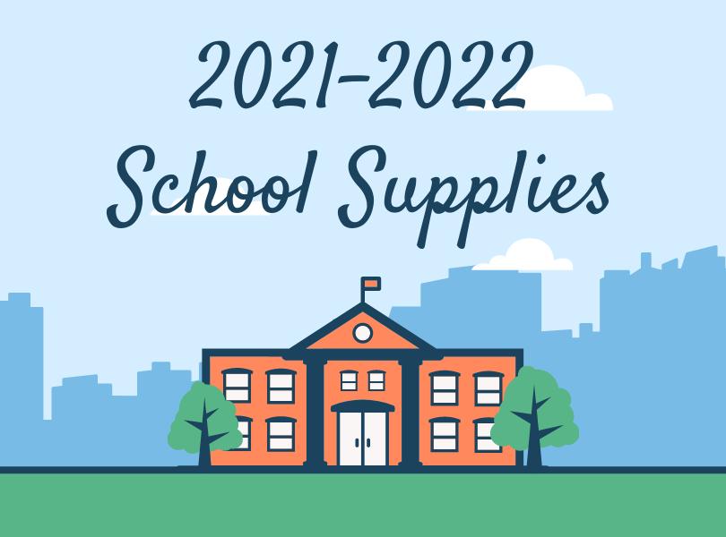 Northwest Elementary Supply Lists  2021 - 2022